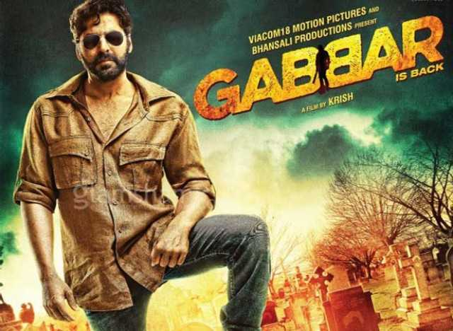 Watch Gabbar Is Back HD Full movie Download for Free