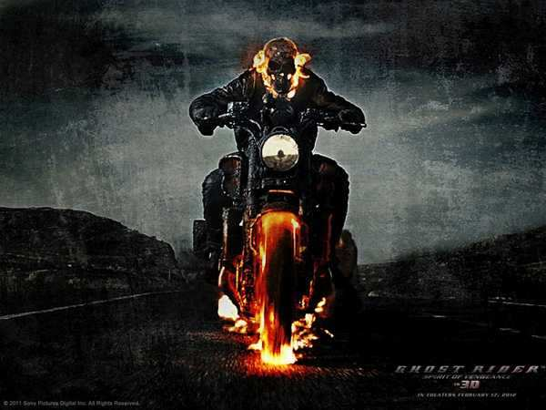 Ghost Rider: Spirit of Vengeance (3D) | Filmfare com