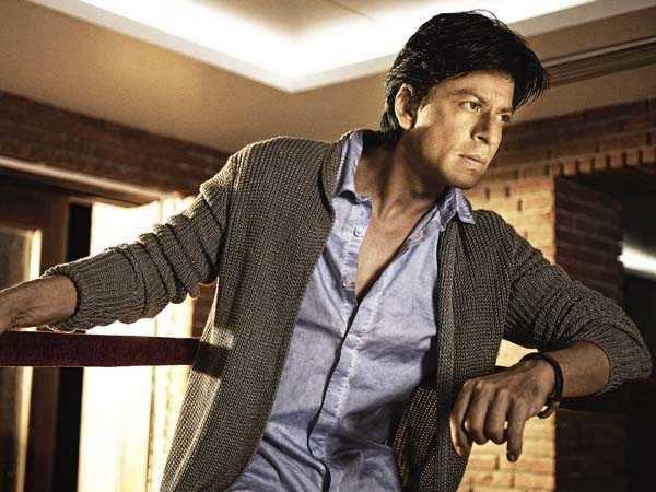 I cried for hours - SRK
