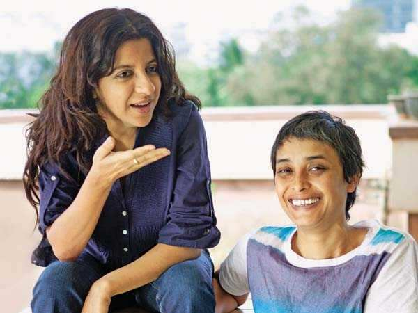 We can never co-direct a film - Zoya and Reema