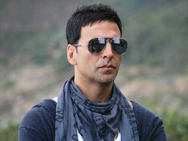 Akshay on paternity leave?