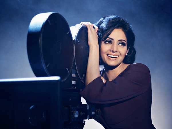 Sridevi: Back where she belongs