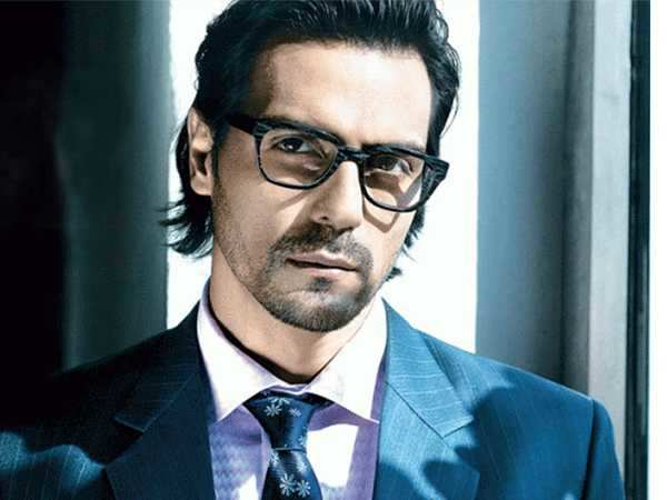 Arjun Rampal in a double role
