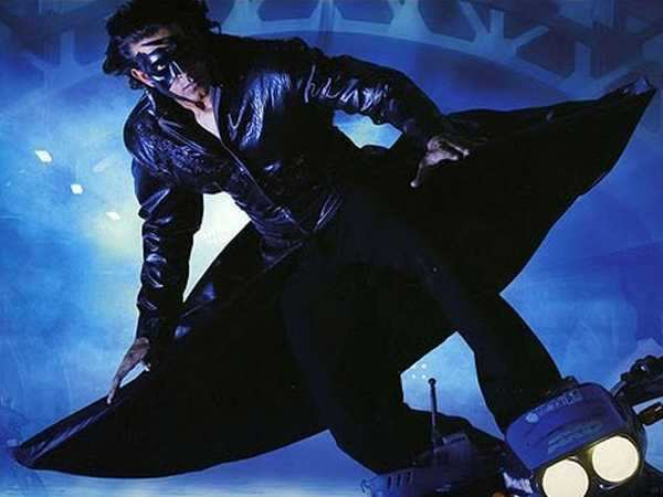 No 3D for Krrish 3