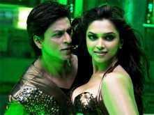 Shahrukh - Deepika back together