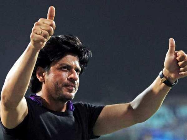 Shahrukh Khan banned