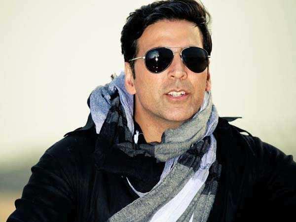 The 100 crore club is a stress - Akshay Kumar