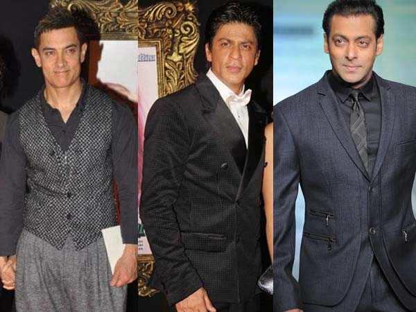 Aamir tries to reunite SRK and Salman