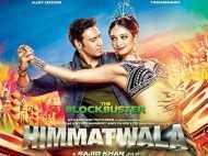 Himmatwala hits a six