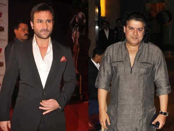 Saif in Sajid Khan's next