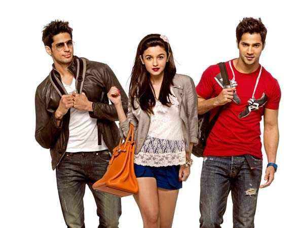 Movie Review : Student Of The Year