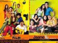 Jaane Tu Yaa Jaane Naa poster a rip-off!