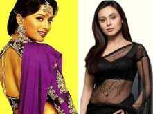 Rani rejects, Madhuri accepts