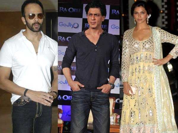 Chennai Express rolls out