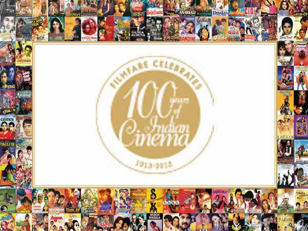 Filmfare celebrates 100 years of Indian cinema