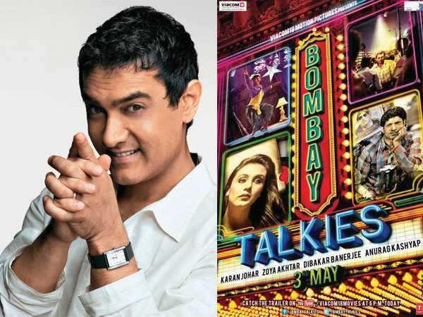 Aamir Khan in Bombay Talkies