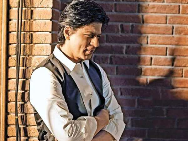 SRK is a perfectionist