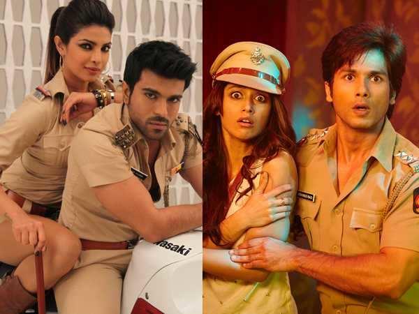 Priyanka, Shahid turn cops
