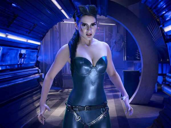 The secret is out: Kangna's sexy avatar for Krrish 3