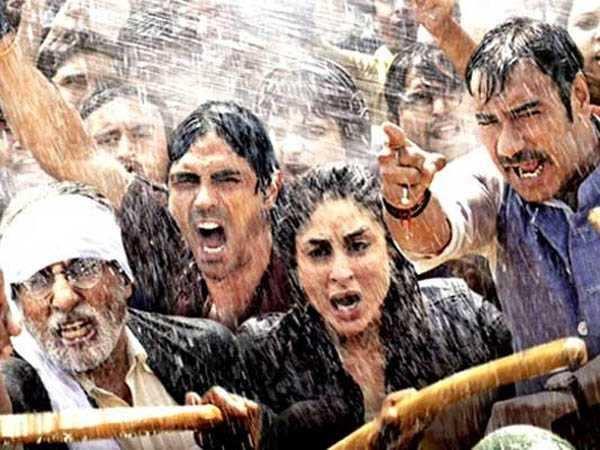 Movie Review: Satyagraha