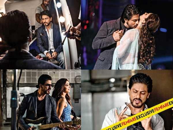 Exclusive: Stalking Shah Rukh Khan!
