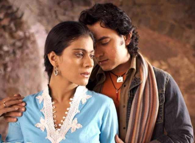 Kajol and Aamir
