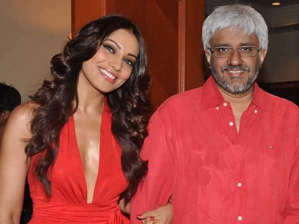 Vikram Bhatt and Bipasha Basu together...