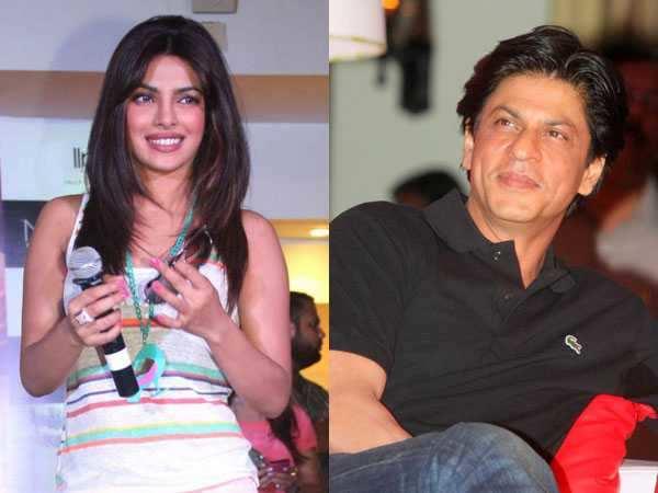 Priyanka ditches SRK?
