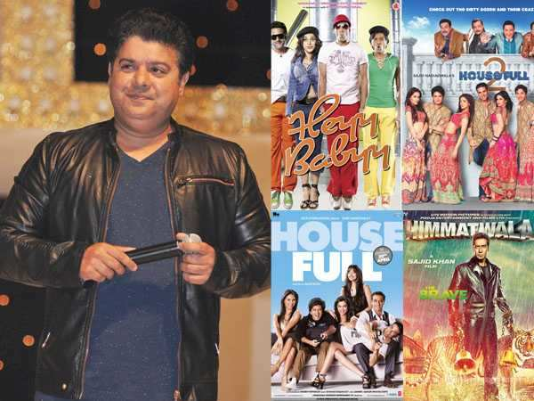 Is the letter 'H' lucky for Sajid Khan? | filmfare com