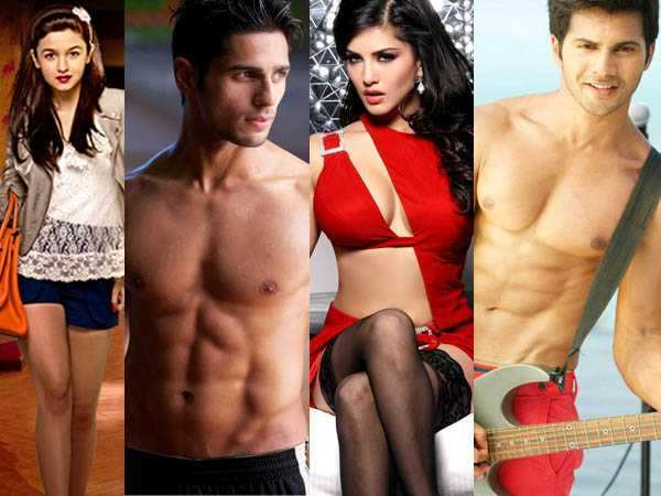 Whats up with Sid, Alia and Sunny?