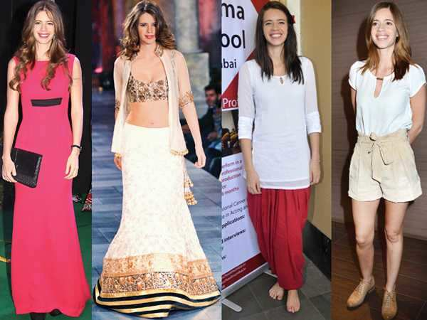 I swear by high-street fashion - Kalki Koechlin