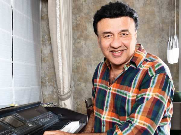 I'm happy that I have not given up  - Anu Malik