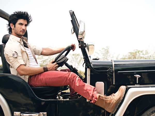 I want to be on the cover of Filmfare - Sushant Singh Rajput
