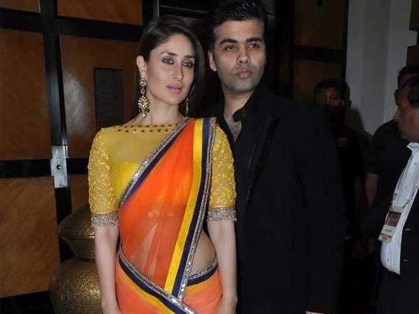 Karan and Kareena at FICCI Frames - Day 1