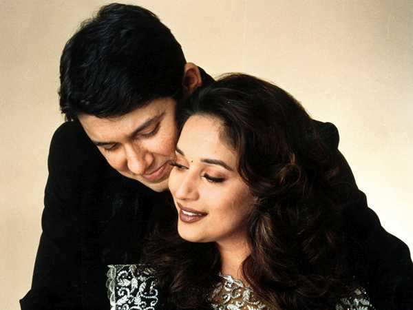 Spouse special: Madhuri Dixit and Shriram Nene