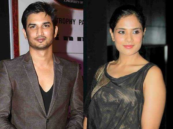 Sushant and Richa's brief romance