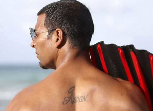Stars and their tattoos | Filmfare com