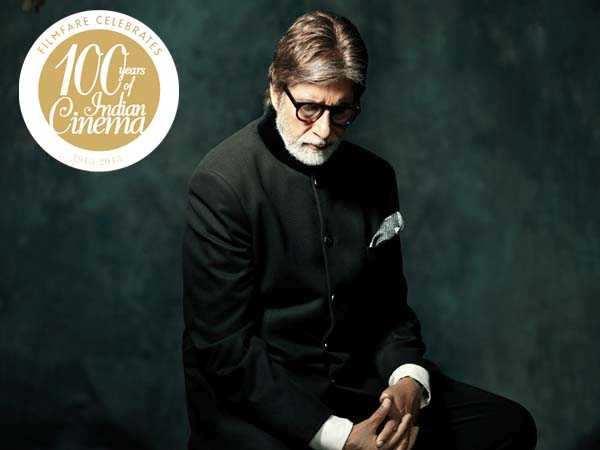"""""""Dilip Kumar is my idol"""" - Amitabh Bachchan"""