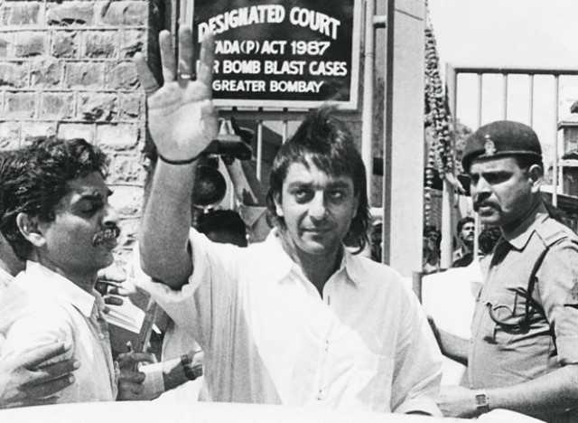 Image result for sanjay dutt 1993