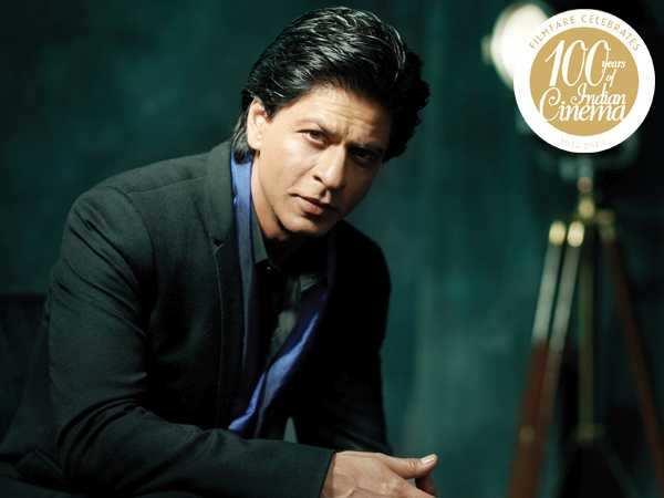"""My mom thought that I looked like Dilip Kumar"" - Shah Rukh Khan"