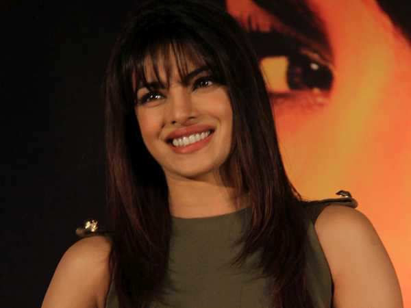Priyanka to have  an English release