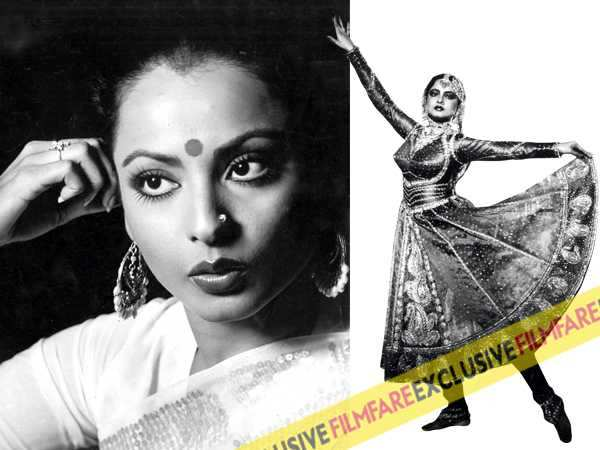 Eternal diva: Rekha