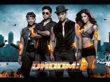 Theatrical trailer of Dhoom:3