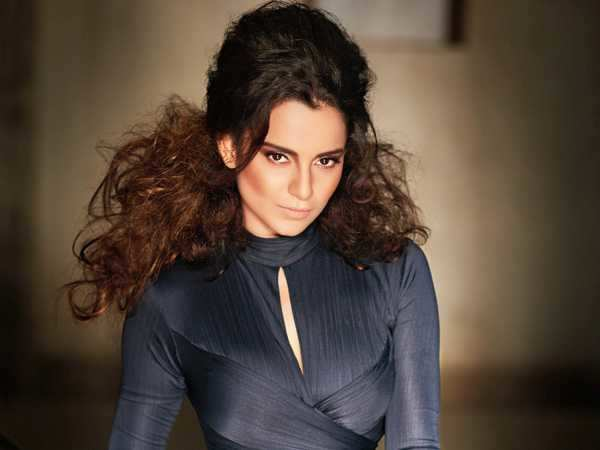 I couldn't speak English- Kangana Ranaut