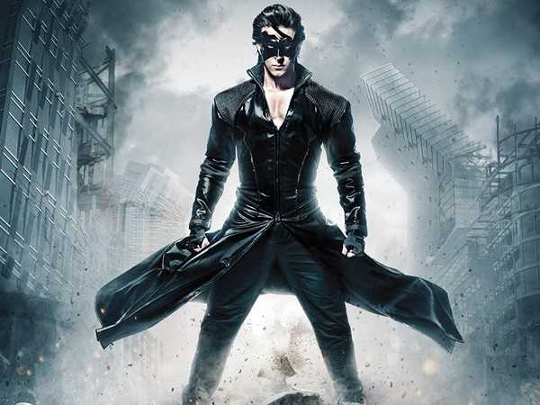 Movie Review: Krrish 3