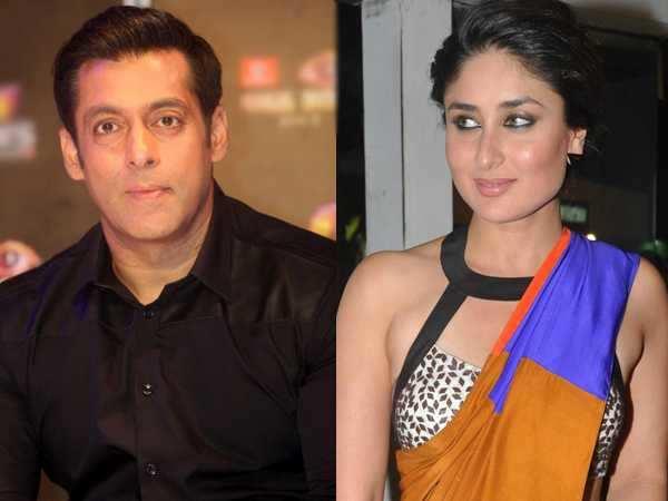 Salman and Kareena together?