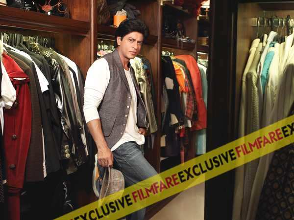"""""""I get put off by ill-fitting jeans"""" - SRK"""