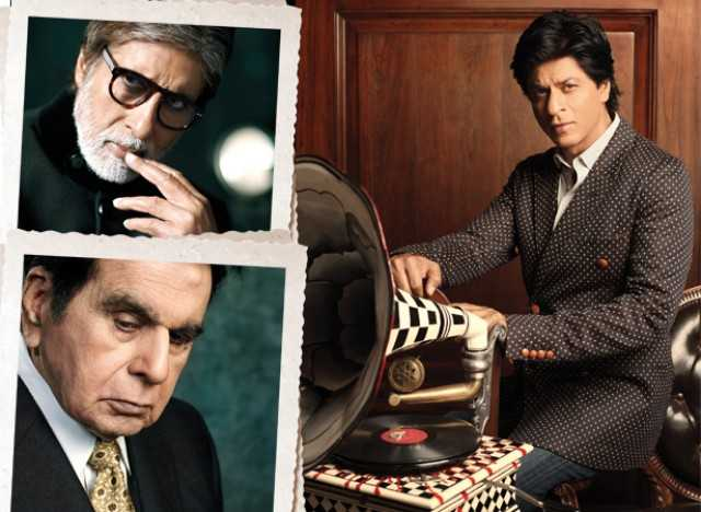Fashion wise I look up to Amitabh Bachchan and Dilip Kumar