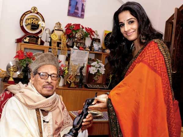 Vidya Balan talks about Manna Dey
