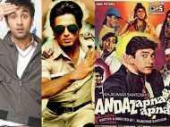 RK, Shahid in Andaz Apna Apna remake